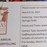 Tejas Storytelling Tickets