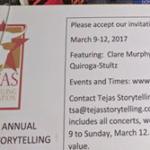 Tejas Storytelling Tickets