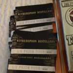 Distillery Tickets from Witherspoon Distillery